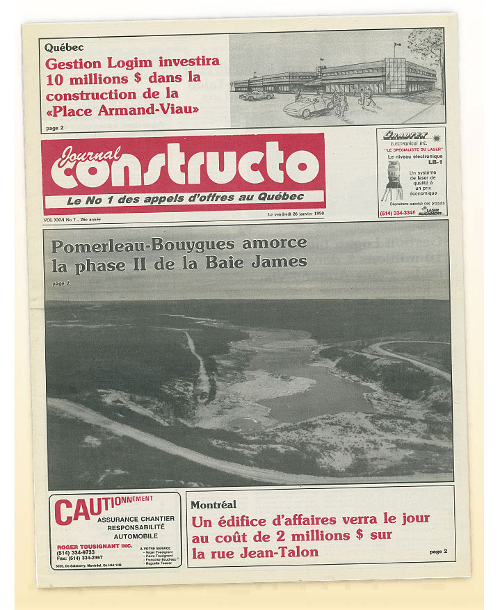 Journal Constructo 1990