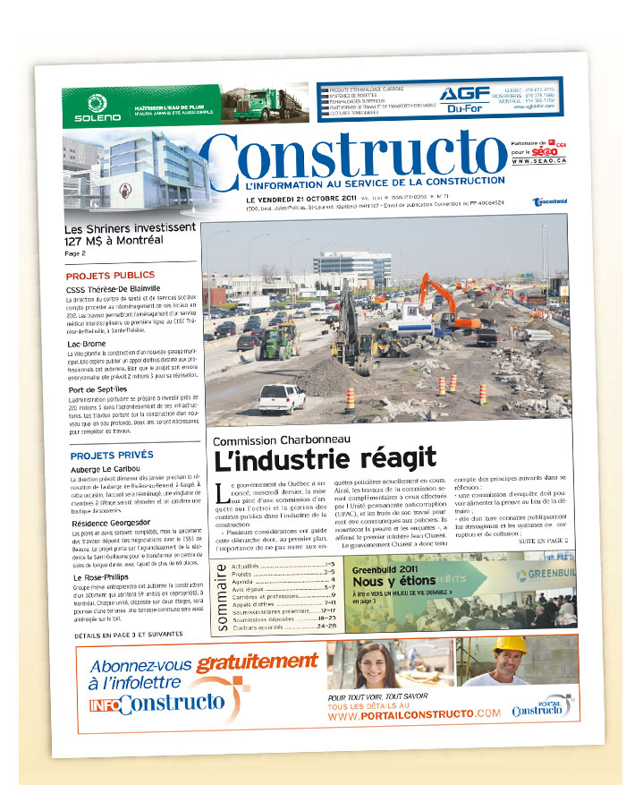 Journal Constructo 2011