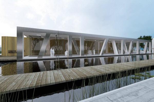 Repentigny d voile l architecture de son futur centre d for Art et architecture