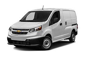 Chevrolet se fie à Nissan pour ses petits fourgons City Express - Photo de GM
