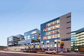 Le projet « Grandir en santé » du Centre hospitalier universitaire Sainte-Justine - Photo de Stephane Brugger