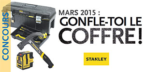 Concours- Mars 2015