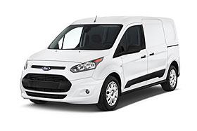 Le plus petit Ford Transit s'appelle Connect - Photo de FORD
