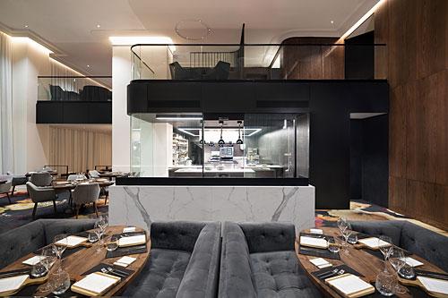 Grand prix du Design 2020 - Restaurant Jérôme Ferrer - Europea. Crédit : Laurent Guerin