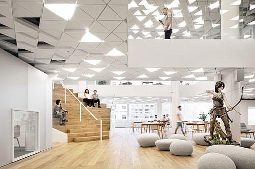 Grand prix du Design 2020 - Eidos Montréal. Crédit : Maxime Brouillet