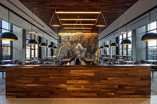 Grand prix du Design 2020 - Residence Inn Calgary by Marriott. Crédit : Ingrid Misner