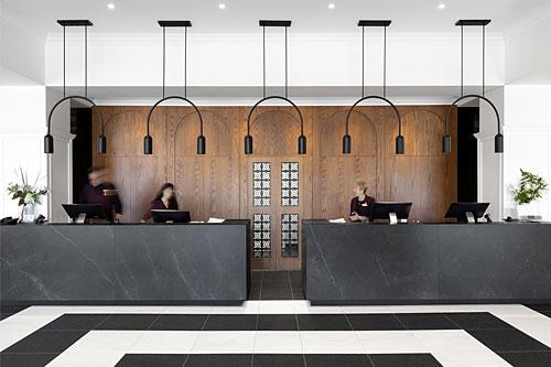 Grand prix du Design 2020 - Hôtel Château Laurier. Crédit : Jessy Bernier