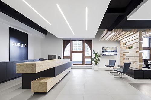 Grand prix du Design 2020 - Nordic Structures. Crédit : Jean Couture Francisco Mavares