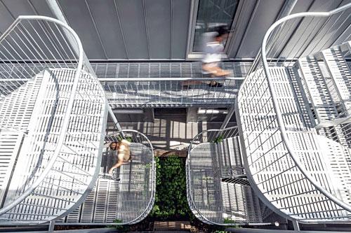 Grand prix du Design 2020 - Off Plaza. Crédit : Raphaël Thibodeau