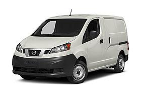 Le petit fourgon NV200 de Nissan vient avec une boîte auto CVT - Photo de NISSAN