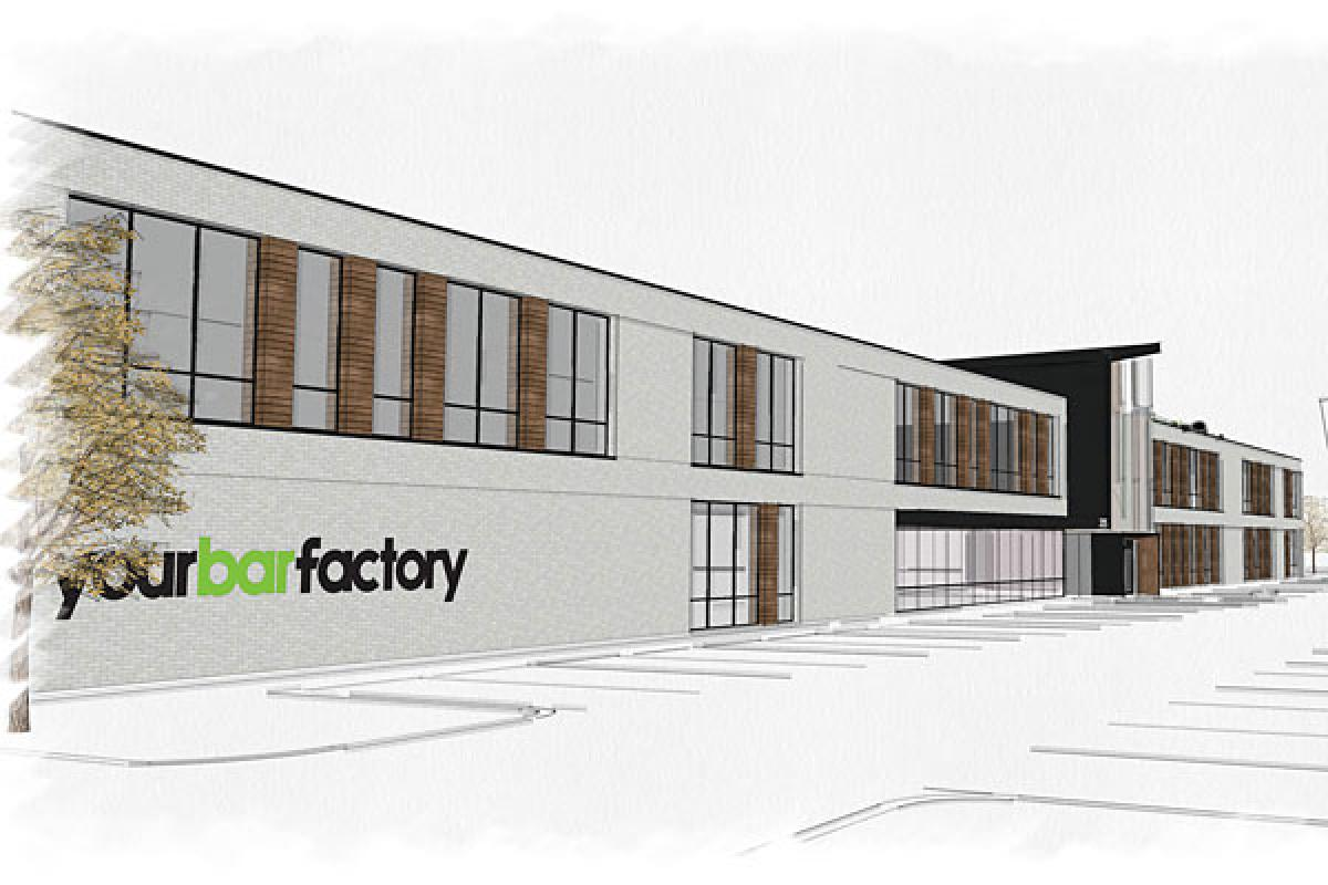 Yourbarfactory s'installe à Châteauguay.